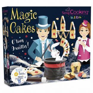 Coffret pâtisserie pour enfants - Gâteaux magiques