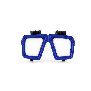 Contact lens box Diving mask