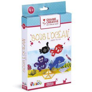 Set perlas de planchado - Bajo el mar