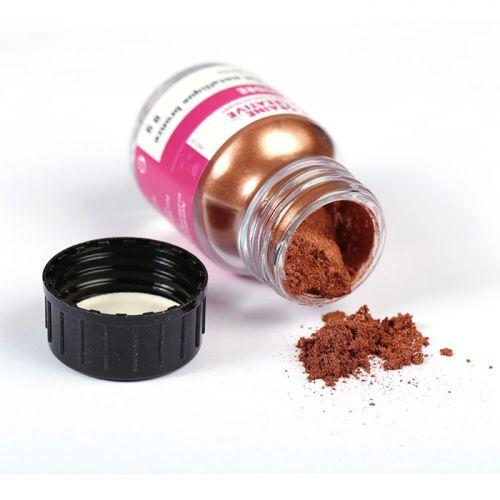 Powder with metallic effect for polymer paste - Bronze