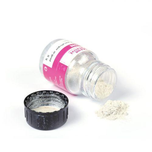 Poudre effet métalllique argent pour pâte FIMO - 8 g