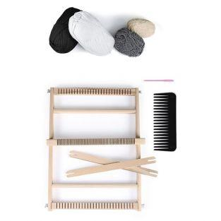 My Weaving loom set - 39 cm x 28,3 cm