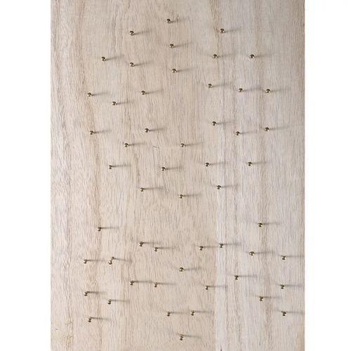 Set String Art - Wooden Board Dream-catcher 20 cm x 30 cm