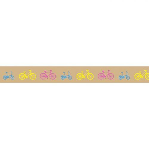 Masking tape 5m x 15 mm - bicycles