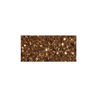 Masking tape 5m x 15 mm with glitter - copper