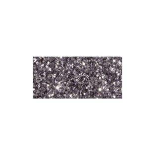 Masking tape 5m x 15 mm with glitter - dark gray