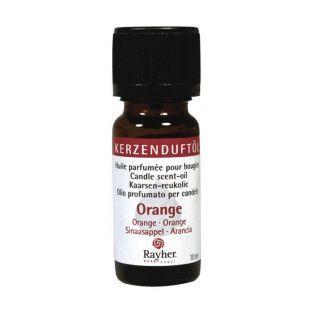 Huile parfumée pour bougie 10 ml - orange