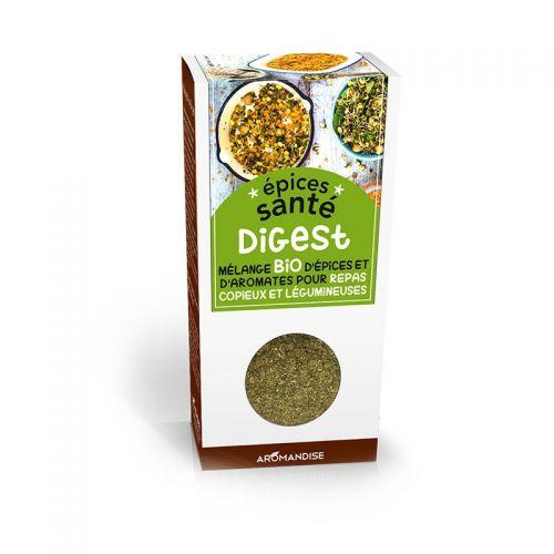 Mélange d'épices santé Digest