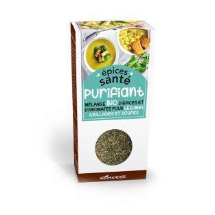 Mezcla des especias saludables - Pureza