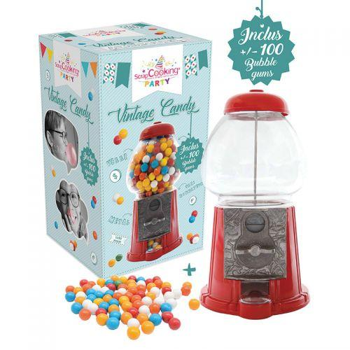 Dispensador de chicles Vintage Candy