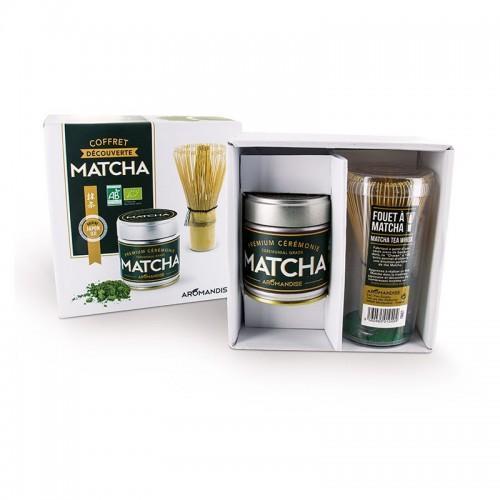 Christmas gift box - Matcha tea discovery