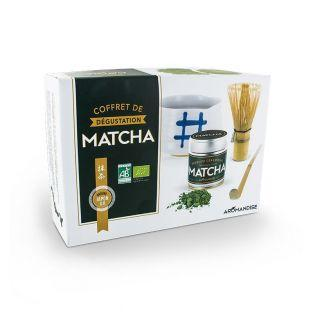 Christmas Gift Box - Matcha tea Ceremony discovery