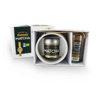 Christmas Gift Box - Descubrimiento Ceremonia del Té Matcha