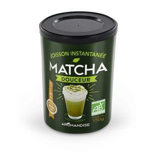 Preparación orgánica con té Matcha