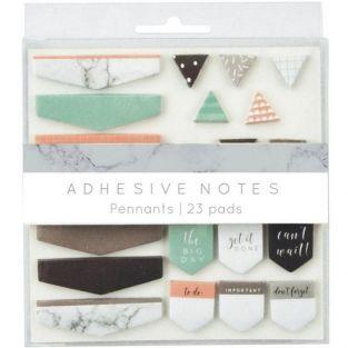 Notes adhésives pour Bullet journal - Fanions