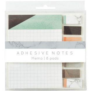 Notes adhésives pour Bullet journal - Memo