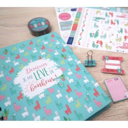DIY Stationery Set - Pretty Lama