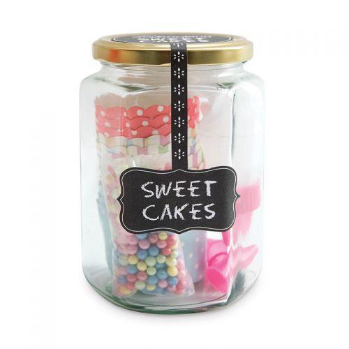Set de pastelería - Sweet Cupcakes