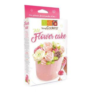 Coffret Flower Cake