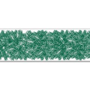 Cinta adhesiva grande imitación de abeto - 10 m x 5 cm