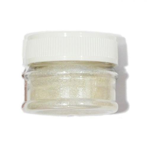 Colorant alimentaire de surface en poudre argenté - 5 g