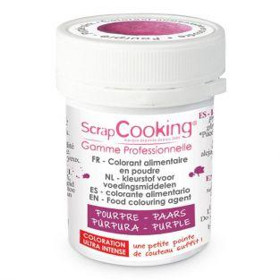 Food coloring powder - Purple