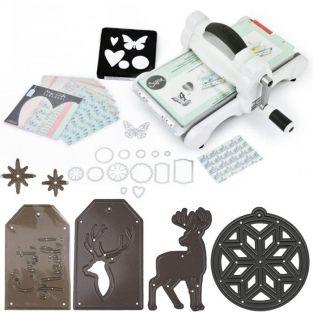 Sizzix Big Shot starter kit - Christmas Edition