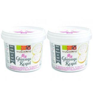 Preparation for white royal icing 380 g