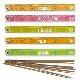 Box 6 Japanese incense - 60 sticks