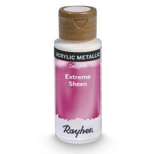 Peinture acrylique métal en spray 59 ml - rose