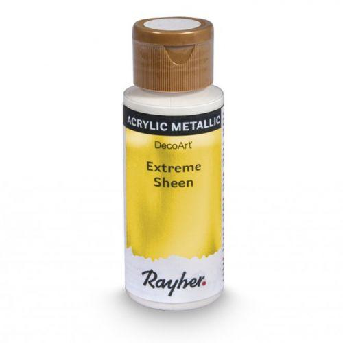 Acrylic metal spray paint 59 ml - gold