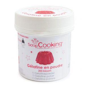 Gélatine en poudre - pot de 50 g