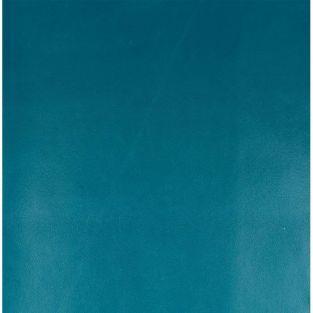 Simili cuir 68 x 50 cm - Bleu pétrole