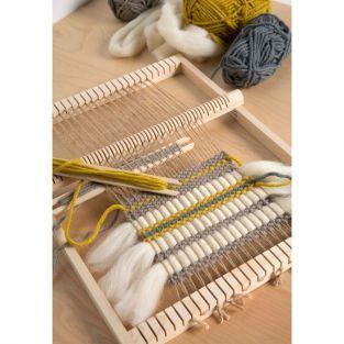 Rectangular loom 30 x 39 cm