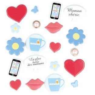 20 attaches parisiennes - Fête des mères