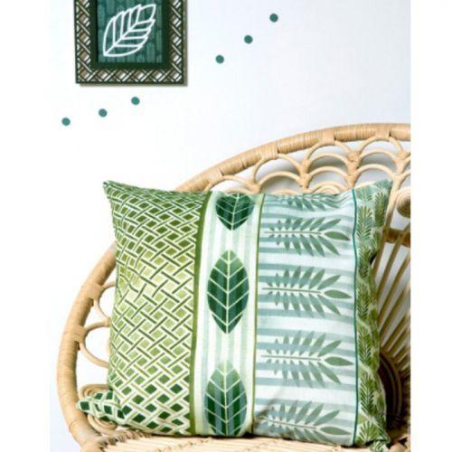 Deep Green plastic stencil - 10 x 15 cm