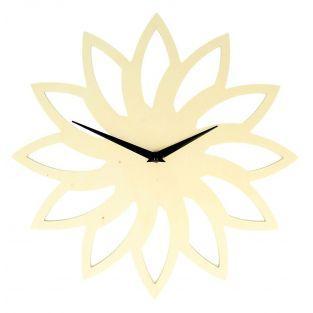 Reloj de madera Sol Ø 30 cm