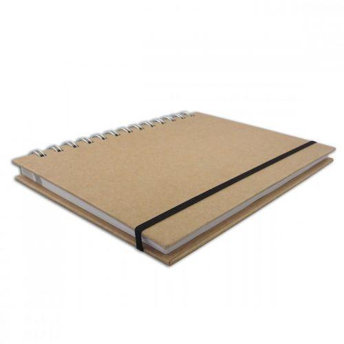 Recipe book with spiral to personalize 18.5 x 13.5 cm