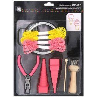 Kit de Tricotín para principiantes