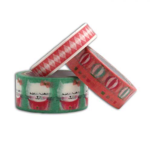 3 masking tapes 5 m - Joséphine