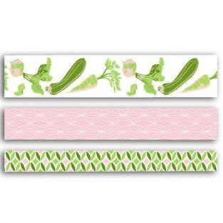 3 masking tapes 5 m - Vegetable garden