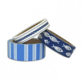3 masking tapes 5 m - Sailor