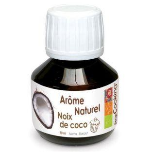 Natural coconut flavor - 50 ml