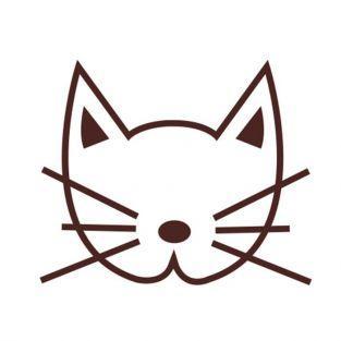 Sellos de madera - Gato