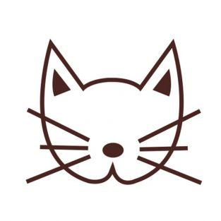 Wooden stamps - Cat