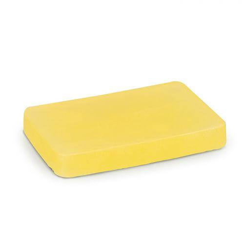 Molding soap 100 g - Translucent yellow
