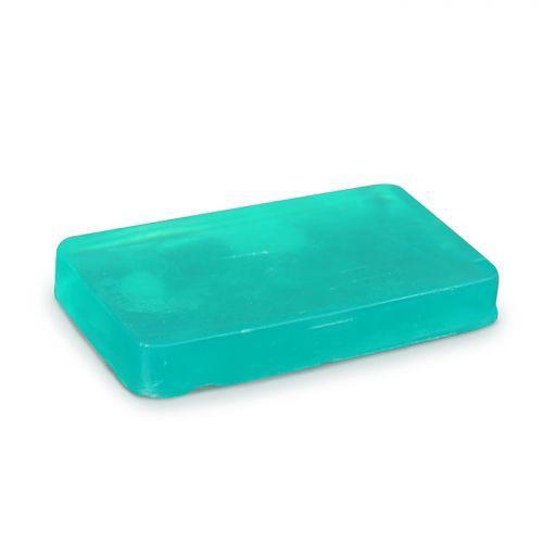 Savon à mouler 100 g - Translucide vert