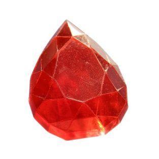 Mini moule à savon - Diamant goutte