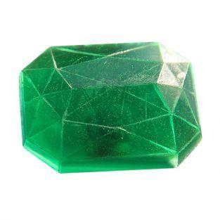 Mini Soap mold - Diamond rectangle