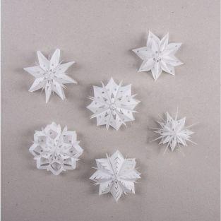 Kit mini étoiles magiques en papier